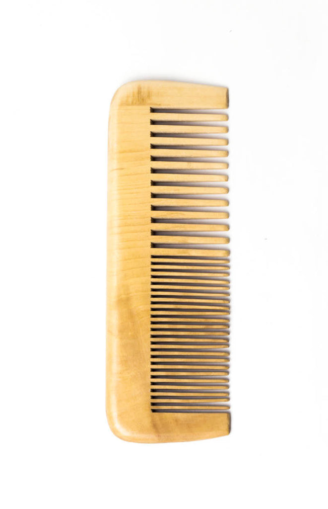 The Wooden Comb