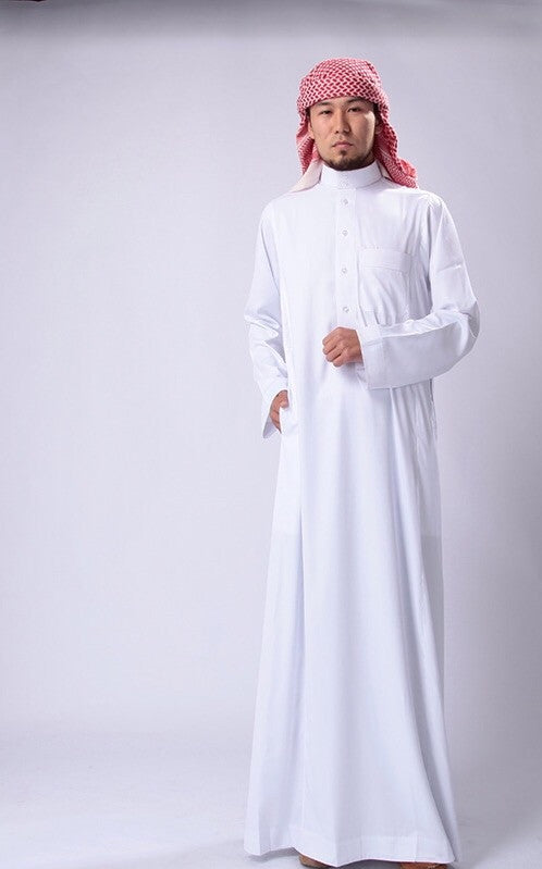 Original White Jubba