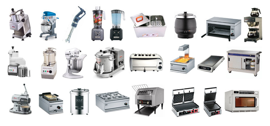List of kitchen equipment shori superstore for Cuisine commerciale equipement