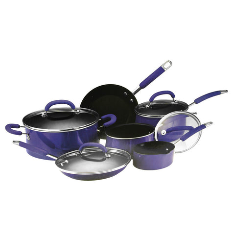 Rachael Ray 10 Piece Set-Blue
