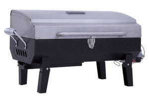 Char Broil Stainless Gas Tabletop Grill