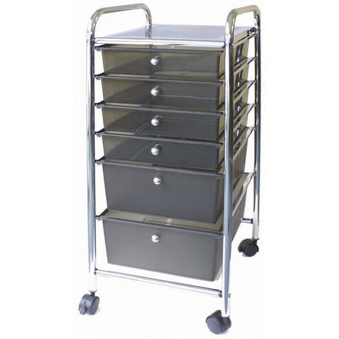 home-center-rolling-cart-with-6-drawers---smoke