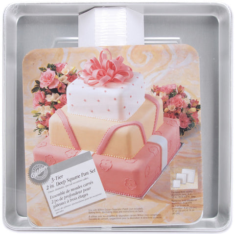 "3-tier-deep-cake-pan-set-8"",-12"",-16""-square"