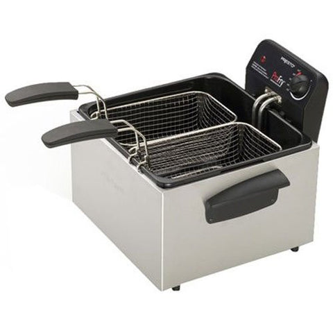 Presto Dual ProFry Immersion Element Deep Fryer