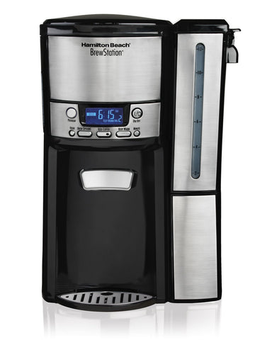 Hamilton Beach BrewStation 12 Cup Dispensing Coffeemaker