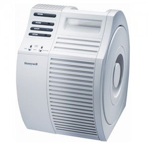 Honeywell 17000-S QuietCare Programmable Air Purifier with Permanent True HEPA Filter