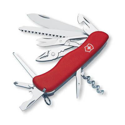 Hercules Multitool Red