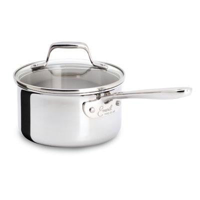 Emeril 1QT Sauce With Lid PC