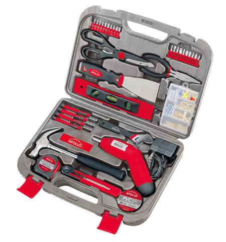 135 Piece Household Tool Kit