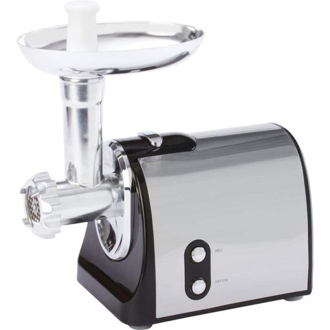 LaCuisine 300W #5 Electric Meat Grinder with Reversible Operation