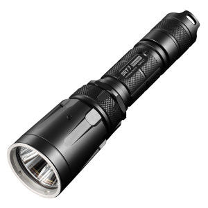 SRT7 Revenger Flashlight, Black, 960lm, 1 x 18650