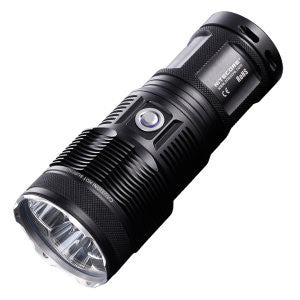 TM15 Tiny Monster Flashlight, Black, 2650 lm, 4x 18650