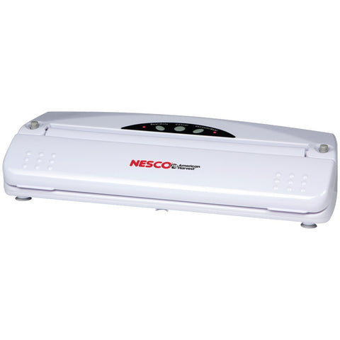 Nesco(r) American Harvest 110-watt Vacuum Sealer (white)