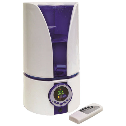 Comfort Zone 1.1 Gallon Ultrasonic Cool Mist Humidifier