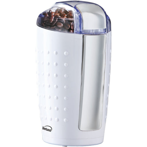 Brentwood Coffee Grinder (white)