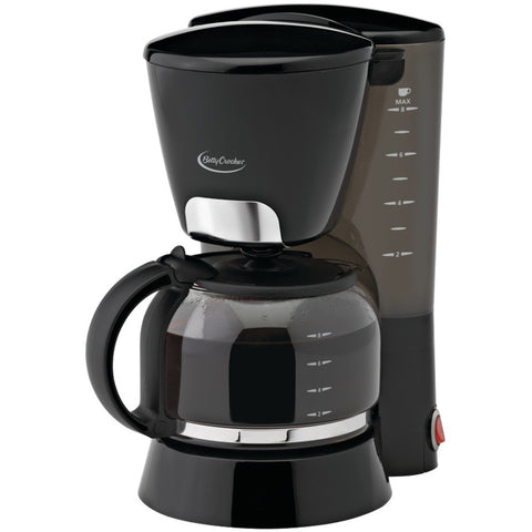 BETTY CROCKER BC-1723CB Coffee Maker (8-Cup)