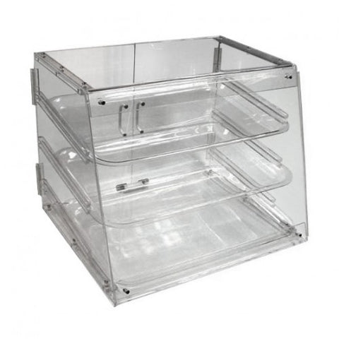 Acrylic 3-Tier Countertop Display Case