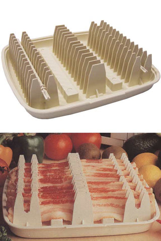 Microwave Bacon Rack