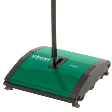BISSELL® BG23 Commercial Floor Sweeper with 2 Nylon Brush Rollers