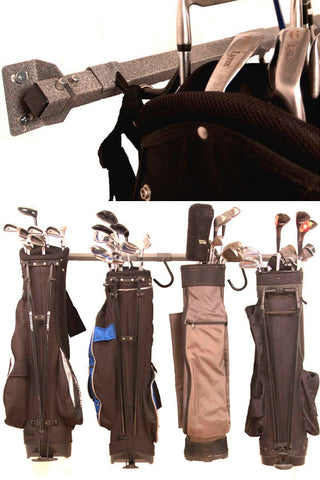 Large Golf Bag Storage Rack