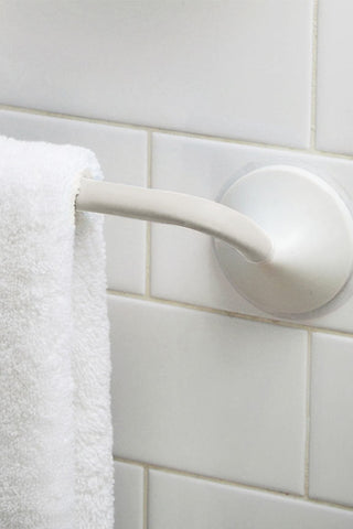 Friction Mount Towel Bar