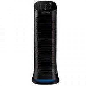 Honeywell HFD310 AirGenius 4 Air Cleaner - Black