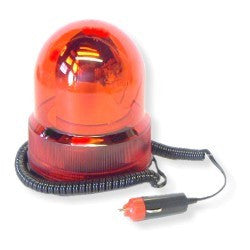 Red Revolving Light