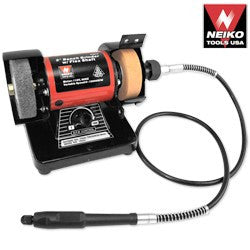 "3"" Mini Bench Grinder w/Flex Shaf"