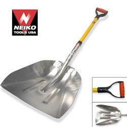 Big Scoop Aluminum Shovel