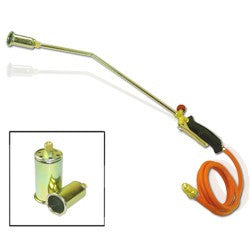 Propane Torch w/2 Extra Nozzles