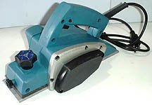 "Electric Planer 11"" x 3-1/4"""