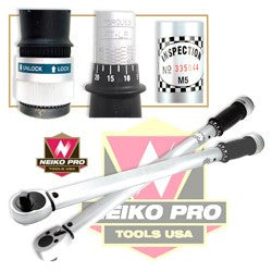 "NEIKO PRO 1/2""dr. Automatic Torque Wrenches"
