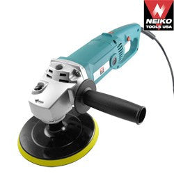 "NEIKO 7"" Polisher With Velcro Backing Pad - UL/CUL"