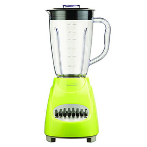 Brentwood 12-Speed Blender (Plastic Jar)-Green