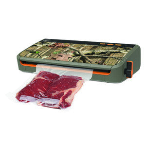 FoodSaver GameSaver Wingman Plus Vacuum Sealer - Camo
