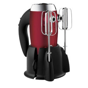 Sunbeam Heritage Hand Mixer -Metallic Red