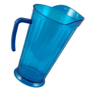 Neon Pitchers - 60 ounce - Neon Blue
