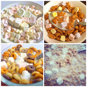 Giveaway! Sweet & Sara Crunchy Cereal Marshmallows