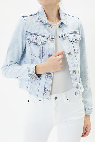 Kandi Denim Jacket