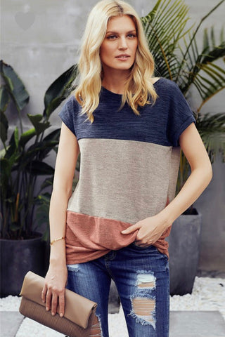 Jaxson Colorblock Top