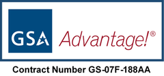 GSA Advantage Contract Number GS-07F-188AA