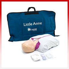 Laerdal Little Anne® CPR Training Manikin