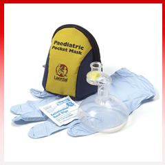 Laerdal Paediatric Pocket Mask™