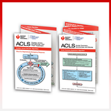 Laerdal ACLS Pocket Reference Card Set