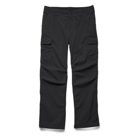 Black UA Storm Tactical Patrol Pants