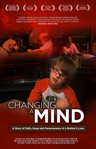 Changing A Mind (DVD)