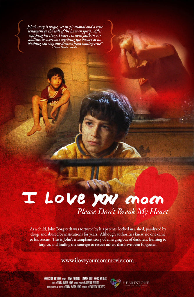 I Love You Mom Please Dont Break My Heart Dvd Heartstone