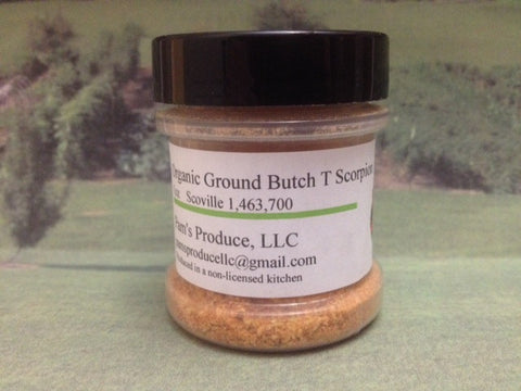 Pepper Powder - Butch T Scorpion