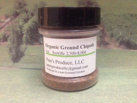 Pepper Powder - Chipotle 1 oz