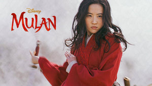 Get the Movie Theatre Experience at Home: Let's Watch Mulan